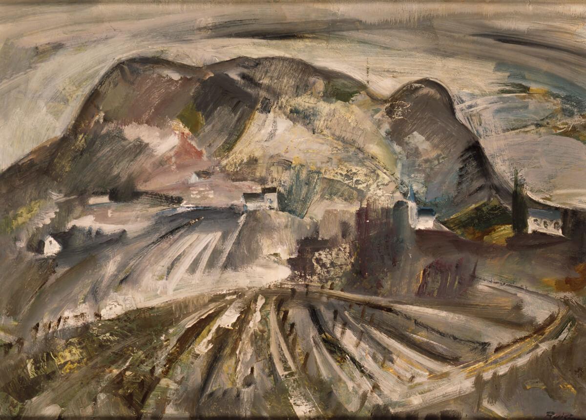 Szent györgy hegy